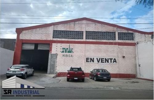 bodega industrial en coyoacán, monterrey