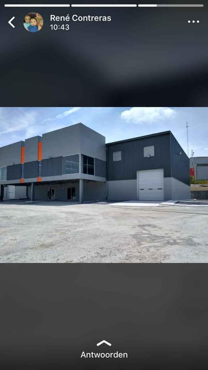 bodega industrial en cuauhtémoc sector 2, san nicolás de los garza