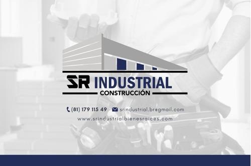 bodega industrial en entronque laredo-salinas victoria, apodaca