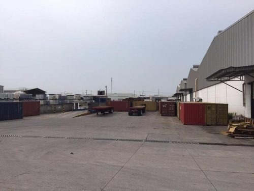 bodega industrial en renta ciudad industrial bruno pagliai