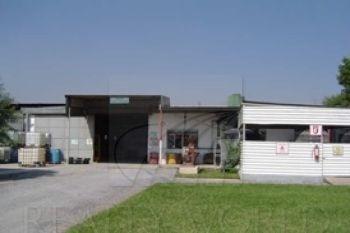 bodega industrial en renta en ciudad industrial mitras, monterrey