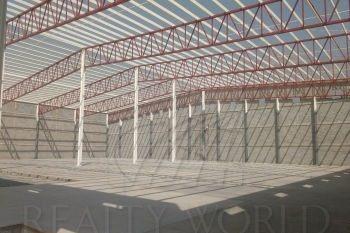 bodega industrial en renta en mirador de santa catarina, monterrey