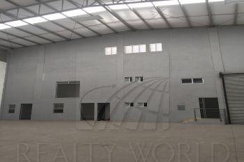 bodega industrial en renta en nueva santa catarina, monterrey