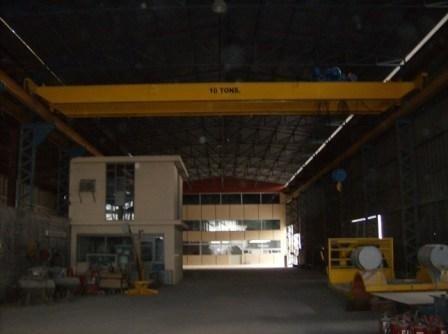 bodega industrial en renta en parque industrial atlas, monterrey