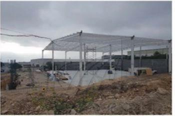 bodega industrial en renta en parque industrial escobedo, monterrey