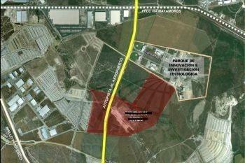 bodega industrial en renta en parque industrial milenium, apodaca