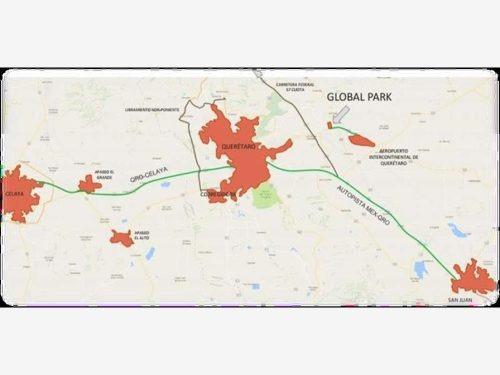 bodega industrial en renta global park