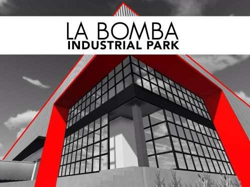 bodega industrial en renta la bomba industrial park