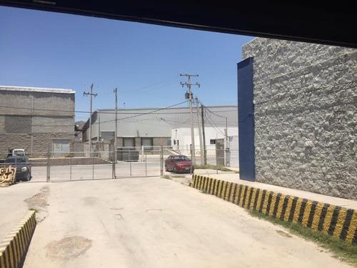 bodega industrial en renta parque ind. oriente