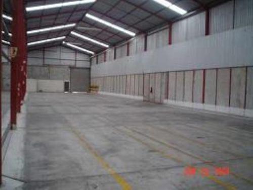 bodega industrial en renta parque industrial