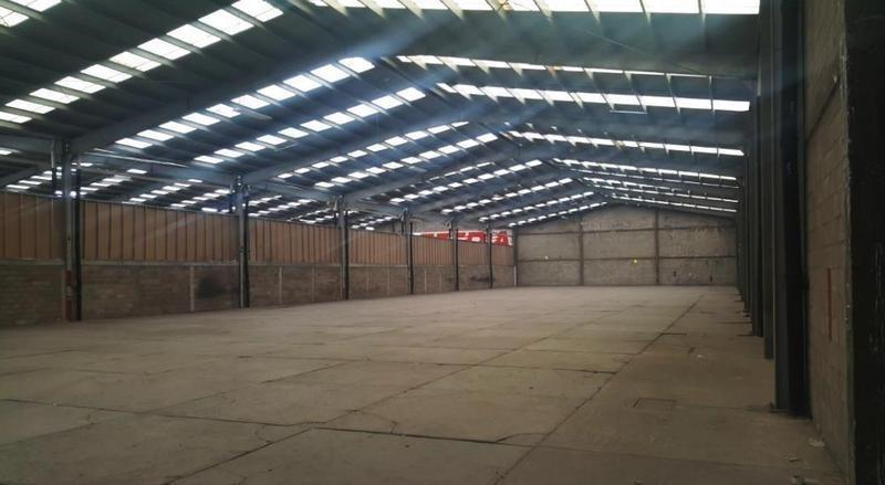 bodega industrial en renta- parque industrial  lerma
