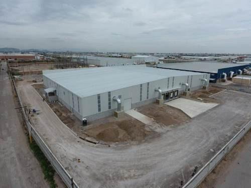 bodega industrial en renta parque industrial oriente