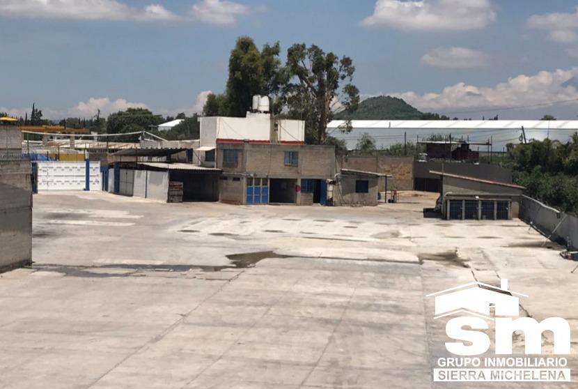 bodega industrial en renta ubicada en san francisco totimehuacan (sb-2001r)