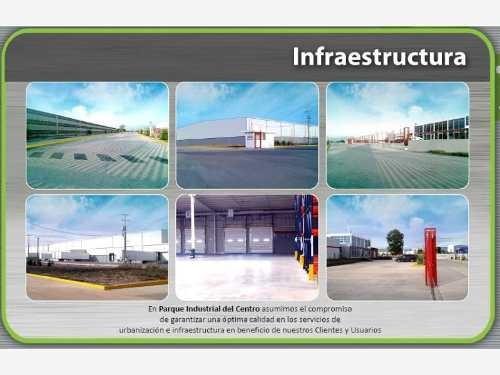 bodega industrial en renta zona industrial
