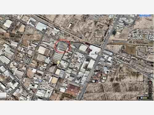 bodega industrial en renta zona industrial de torreón
