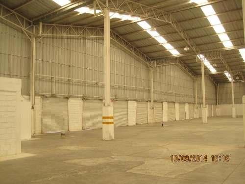 bodega industrial en renta zona parque industrial d.e.i.t.