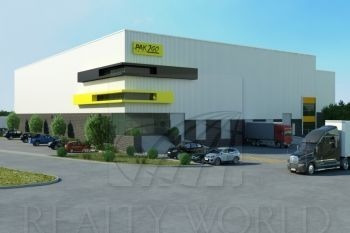 bodega industrial en venta en desarrollo industrial monterrey, monterrey