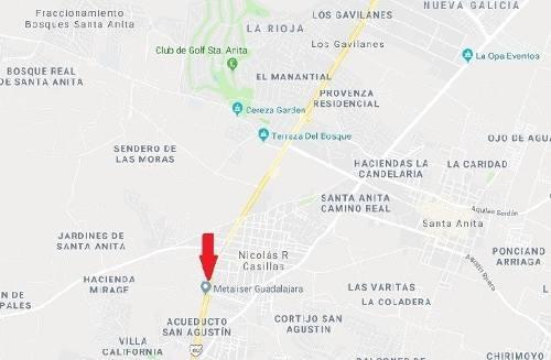 bodega industrial en venta en san agustin tlajomulco de zúñiga