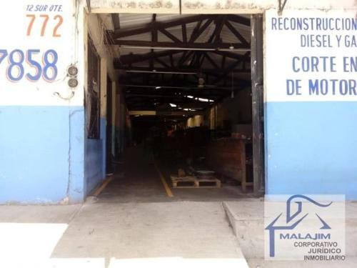 bodega industrial en venta obrera