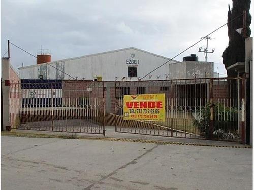 bodega industrial en venta parque industrial atitalaquia