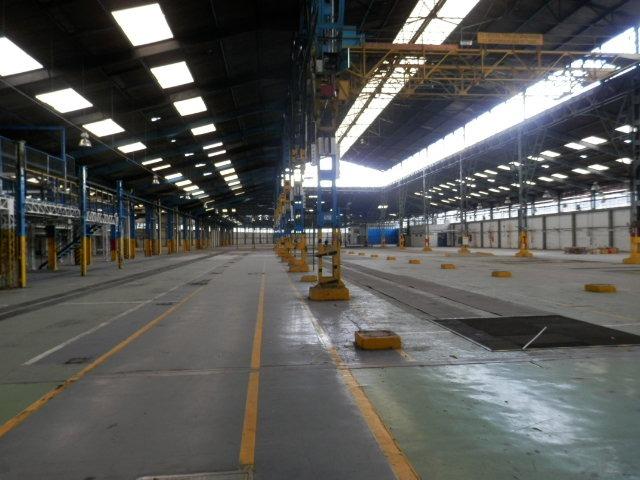 bodega industrial estacion central