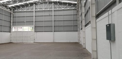bodega industrial - zona industrial civac
