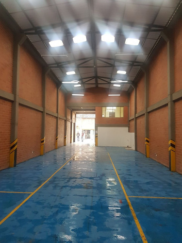 bodega - la  florida  400 m2 - gas natural