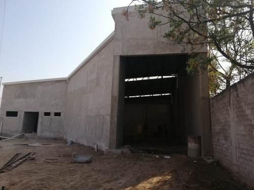 bodega nueva con oficinas 440 mts2, zona de balvanera