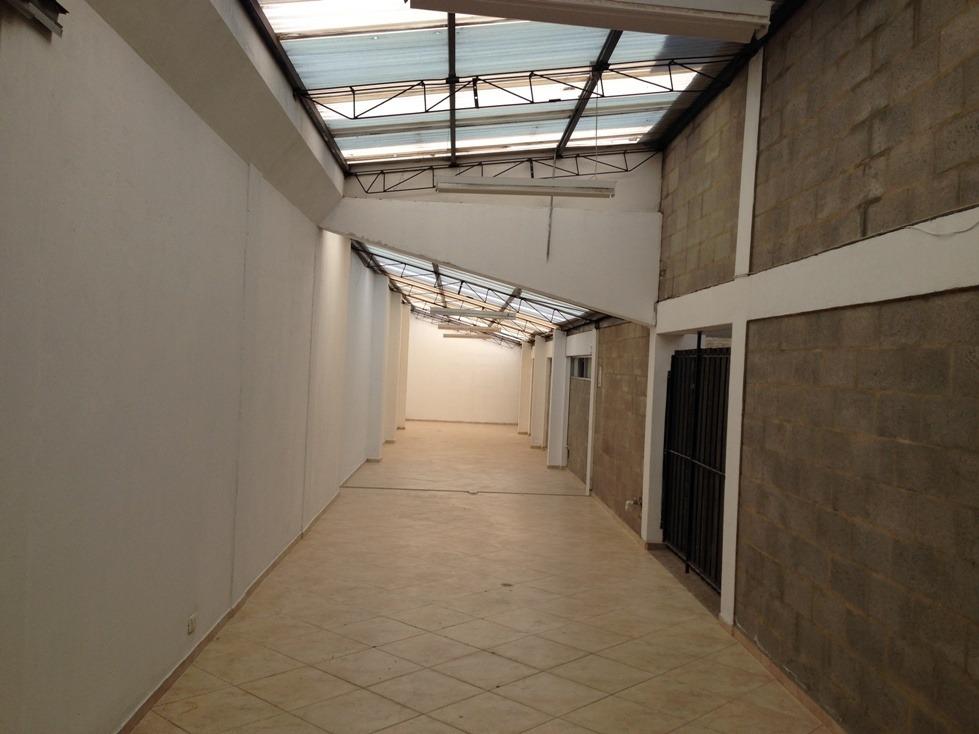 bodega - oficina. spring. ubicación estratégica 315 m2
