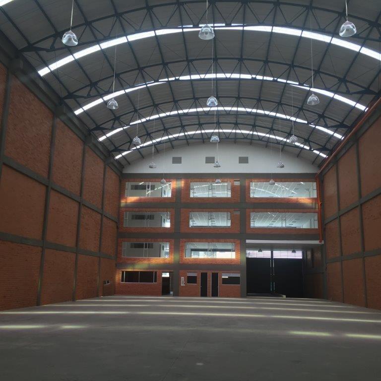 bodega para arriendo siberia parque industrial - cundinamarc