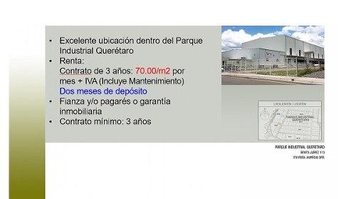bodega parque piq  - 3029 mts _bodega_5000 terreno