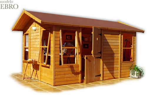 Bodega prefabricada de jard n en mercado libre for Bodegas de jardin
