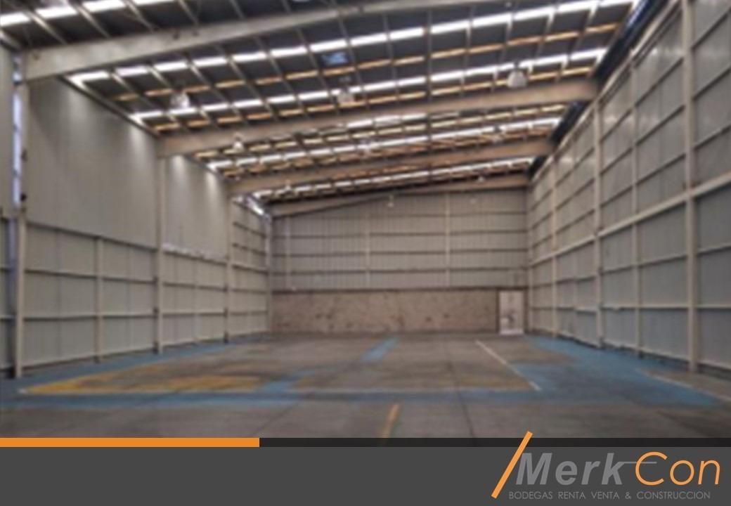 bodega renta 1,000 m2 cluster industrial, zona el pueblito, querétaro, méxico