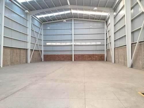 bodega renta, 1,000 m2, zona industrial