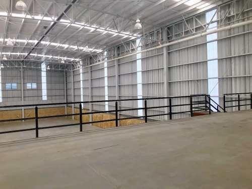 bodega renta 1200 m2 parque industrial tlajomulco guadalajara jalisco