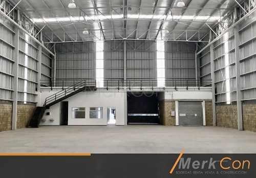 bodega renta 1200 m2 parque industrial transformador anden guadalajara jalisco mx