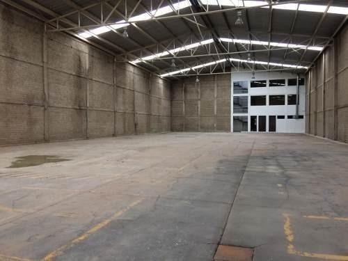 bodega renta 1350 m2 en lopez mateos y periferico sur