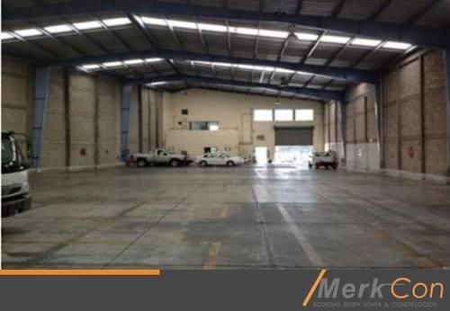 bodega renta 1,350 m2 parque industrial lopez mateos zapopan jalisco mexico