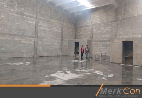 bodega renta 300 m2  lateral periférico  el briseño en zapopan jalisco
