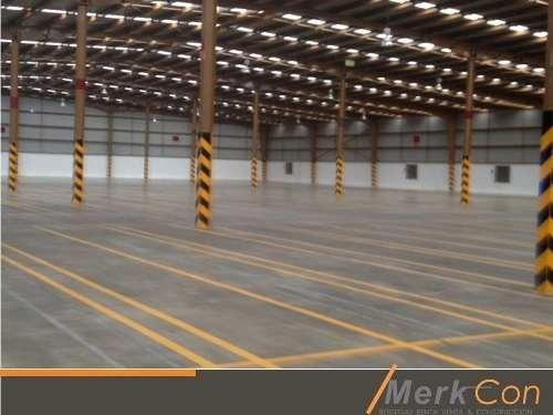 bodega renta 4,068 m2 parque industrial en querétaro, qro., méxico