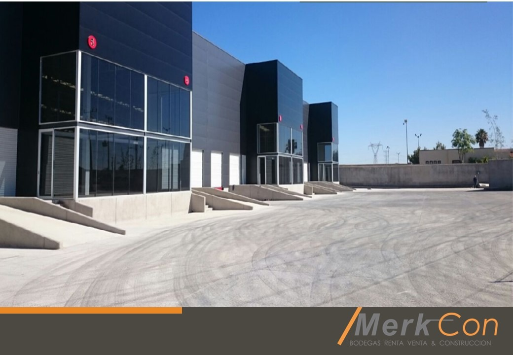 bodega renta 700 m2 en conjunto industrial, zona carretera méxico-querétaro, qro., méxico