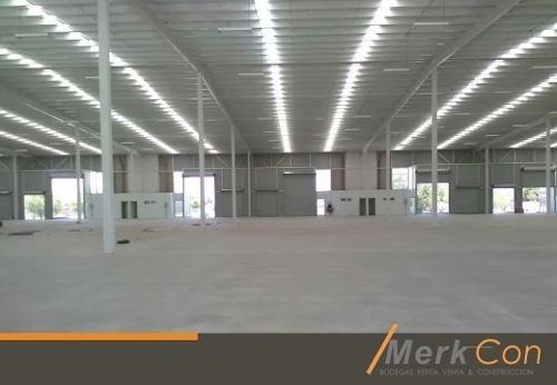 bodega renta 846 m2 en parque industrial en celaya, gto. méxico