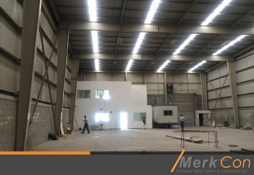 bodega renta 850 m2 nueva ciudad industrial celaya gto. méxico