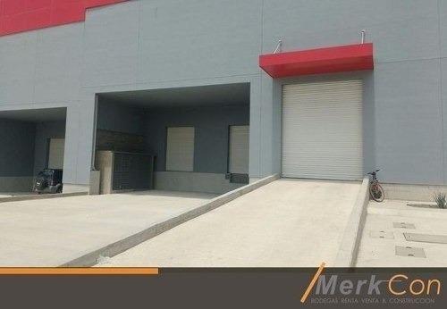 bodega renta superficie de 2,032 m2 nueva zona aeropuerto,qr