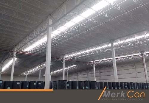 bodega renta superficie de 8,400 m2 nueva zona aeropuerto,qro. méxico
