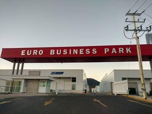 bodega rentada 504m2 eurobusiness park