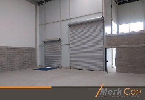 bodega venta  530 m2 nueva cerca del aeropuerto, querétaro, méxico 3