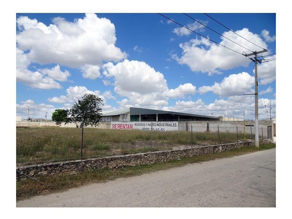 bodega y/o nave industrial en renta | 2000 m2 | mérida, yuc.