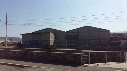 bodega/local comercial san jose el alto 350m2 y 200m2 patio