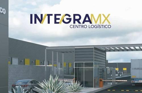 bodegas en pre-venta en centro logístigo integramx